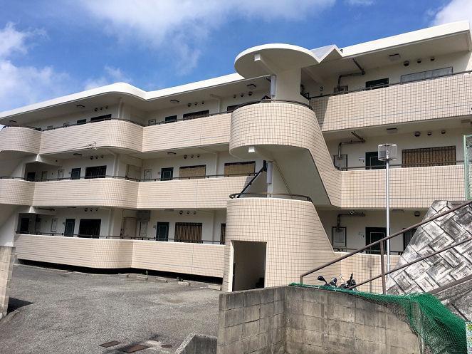 神戸市マンション外壁塗装