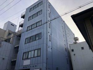 淀川区ビル塗装