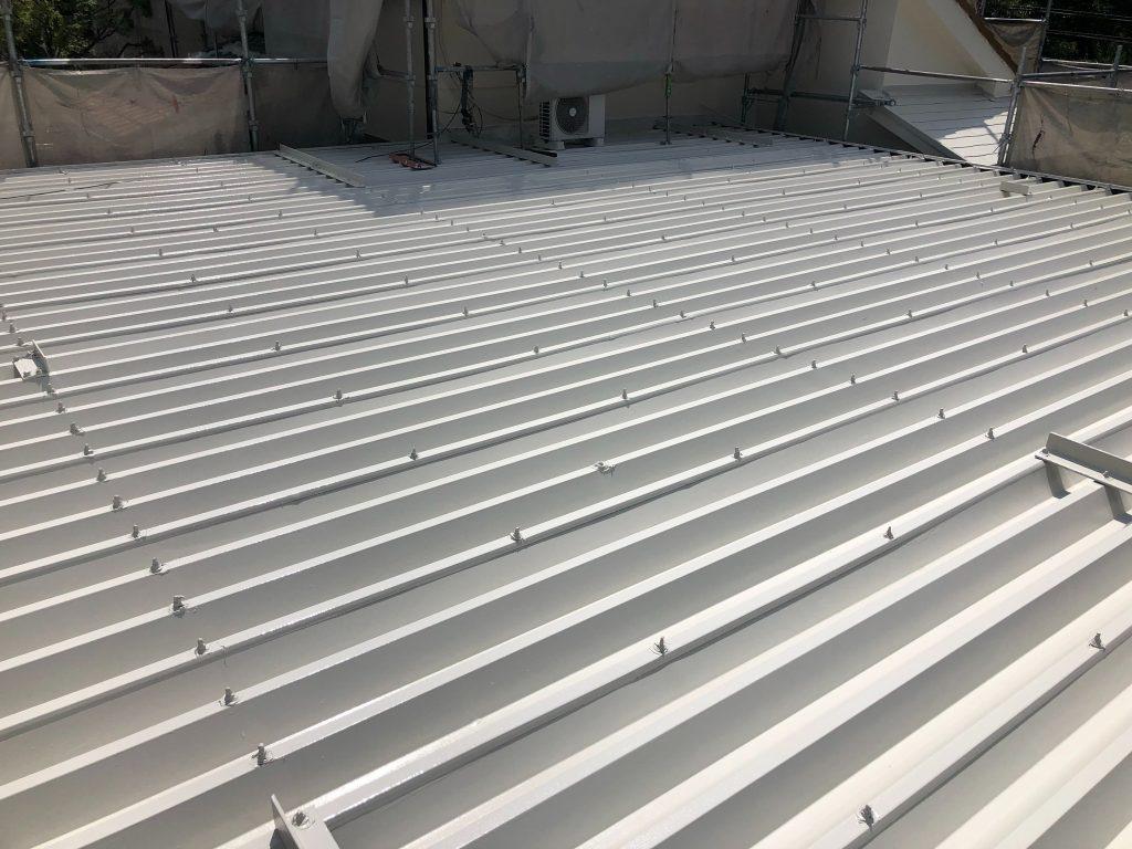 八尾市屋根塗装