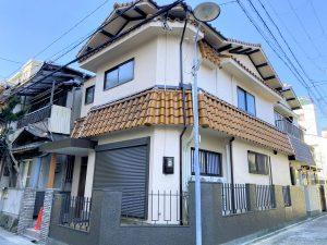 大阪市西成区外壁塗装