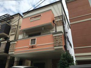 藤井寺市外壁塗装